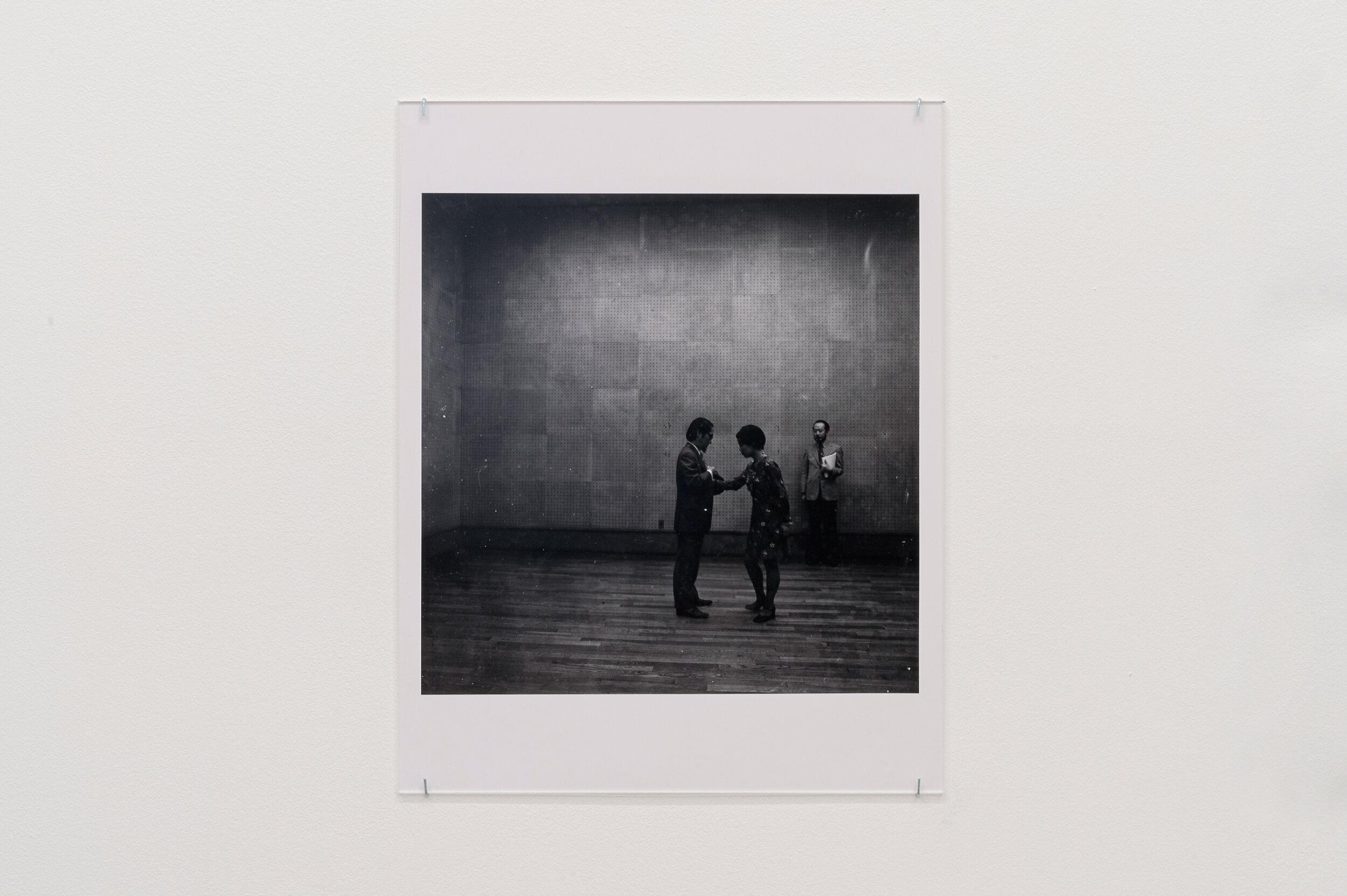 Performing My Own Death with Kazuko Tsujimura, 1970