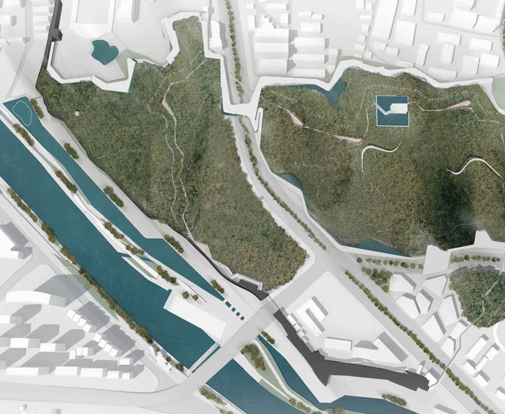 Nanjing, China    Stone City Competition    View Project