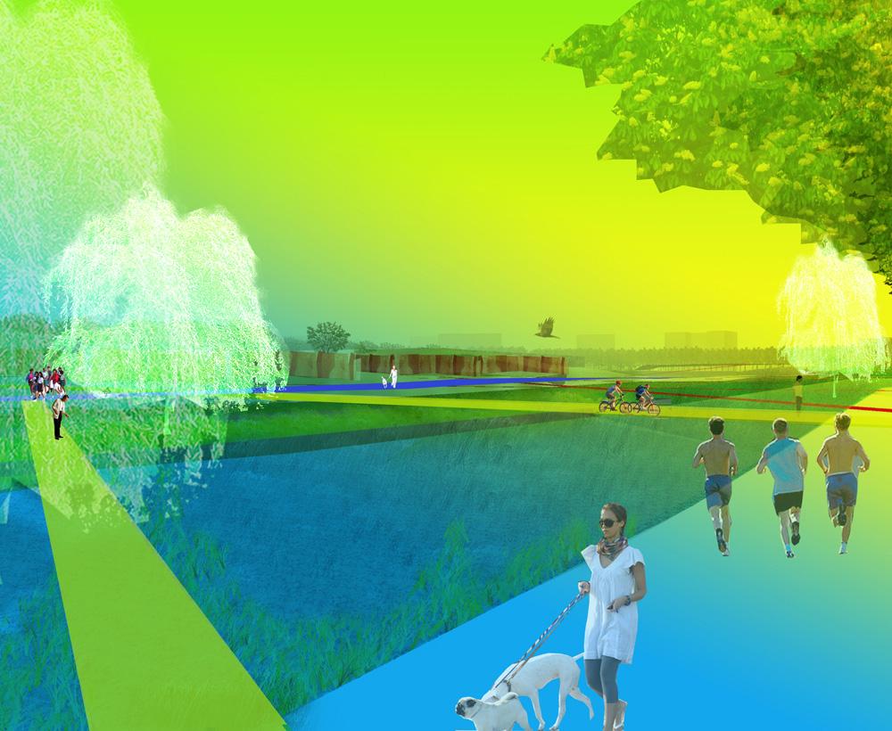 Madrid, Spain    Parque de aguasverdes    View Project