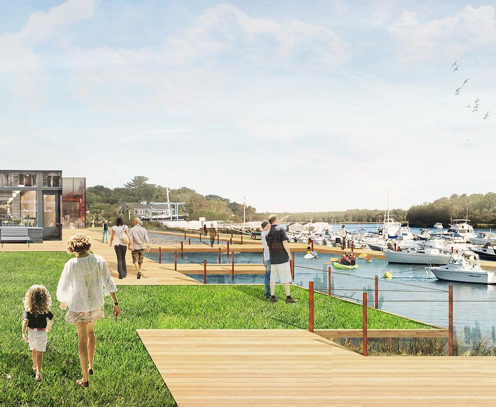 Newburyport, MA    mersen Re-development    View Project