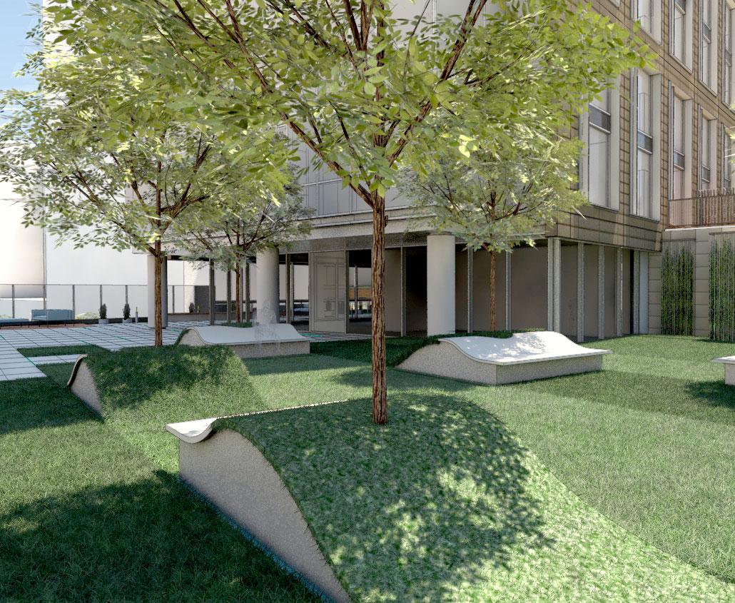 Cambridge, MA    MIT NoMa site 1 Terrace    View Project