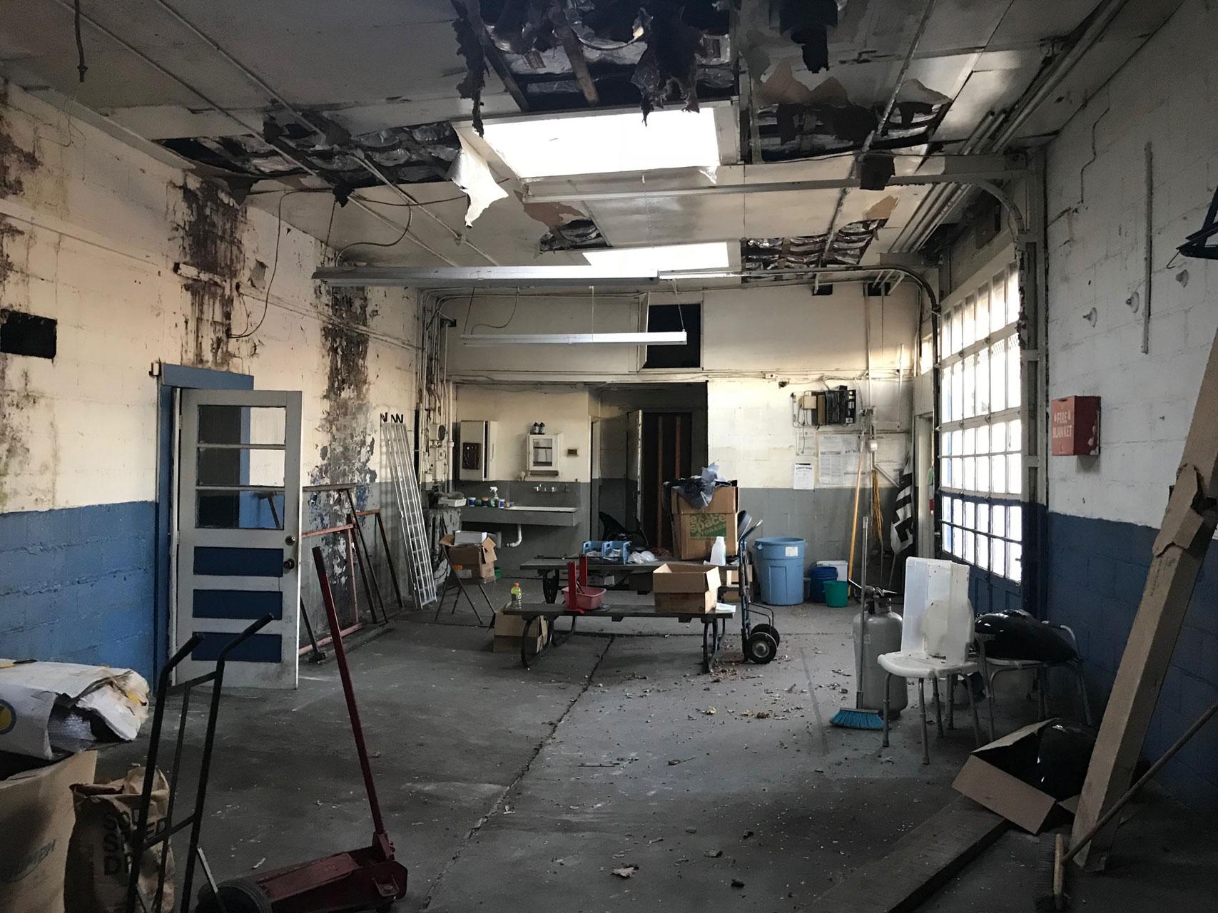 The Repair Shop: Future LWSI Studio