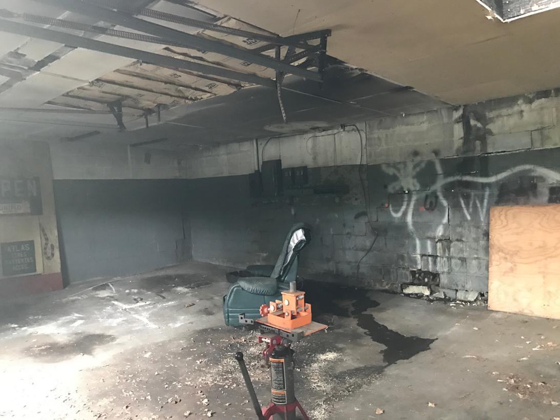 Repair shop extension