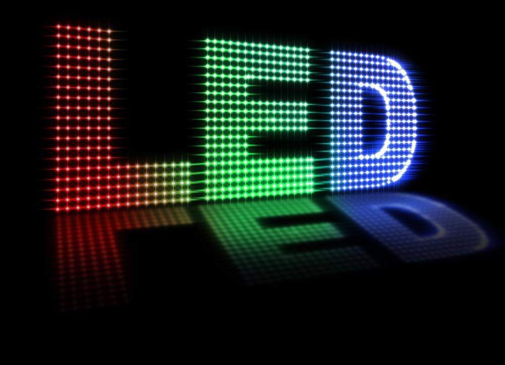 LED-Colored