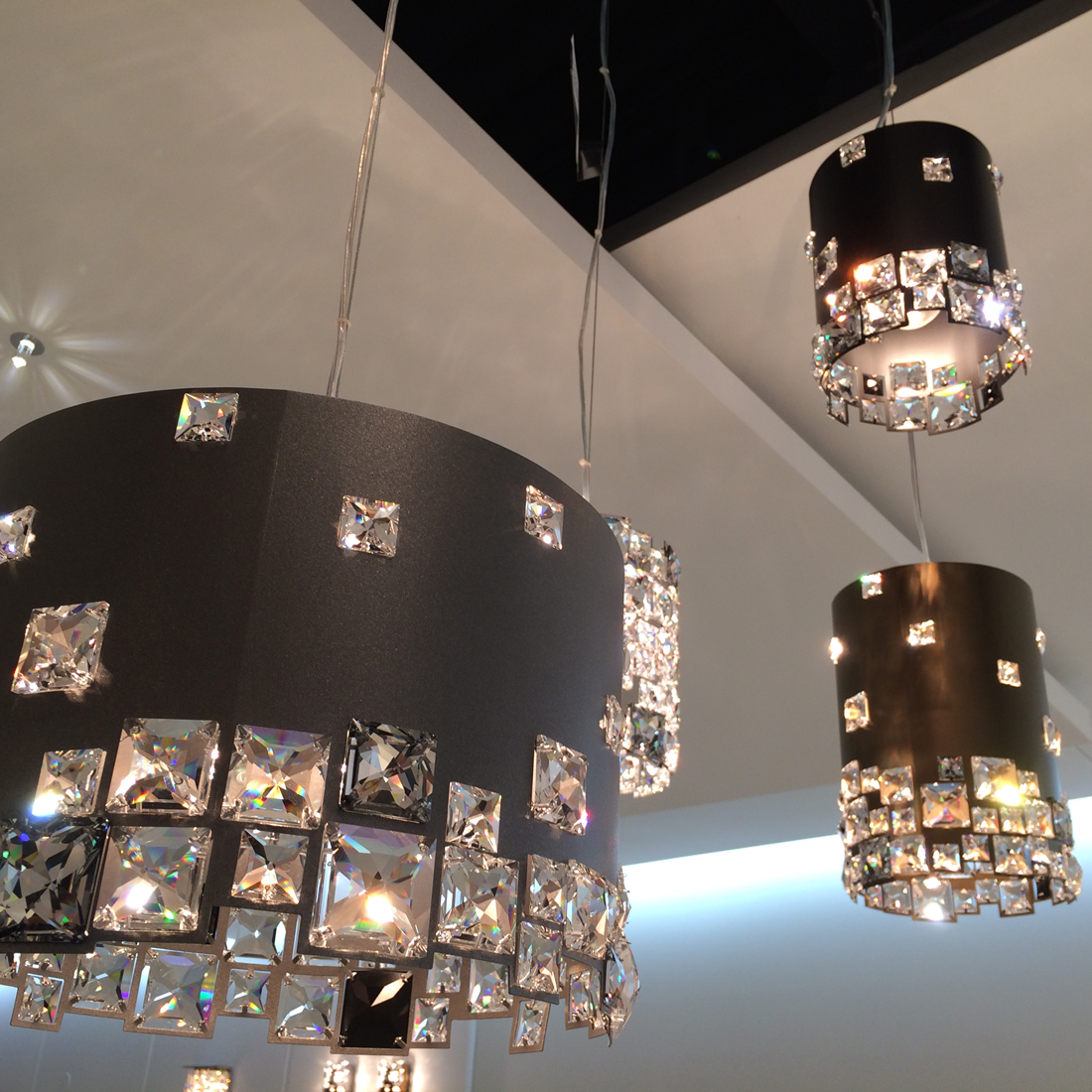 Schonbek Lighting Showroom in Dallas