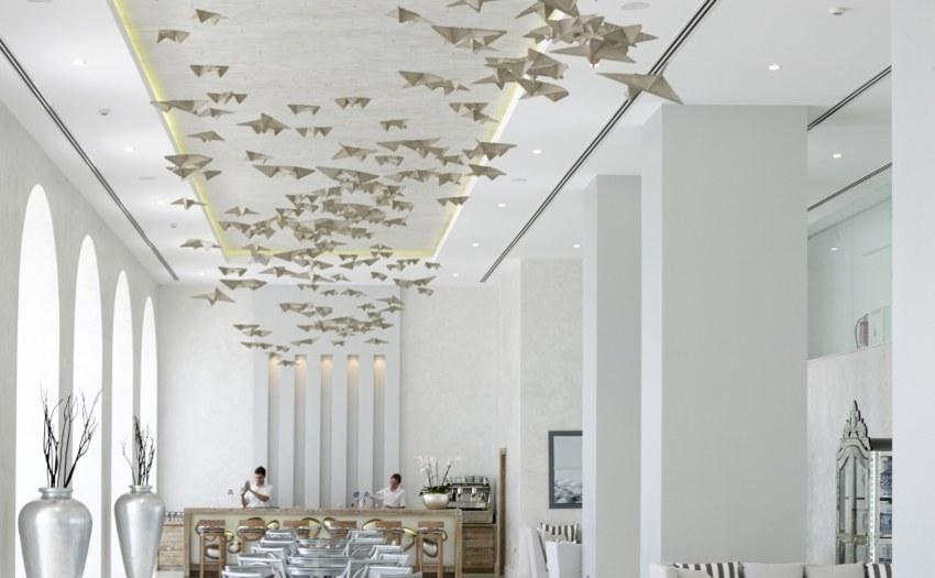 Alila Hotel Rhodes, Greece via Xicato