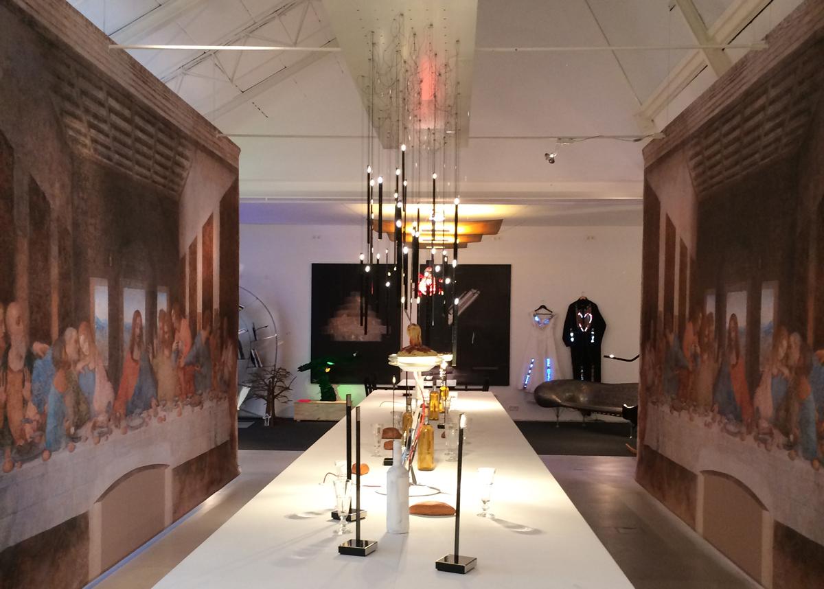Ingo Maurer Munich showroom