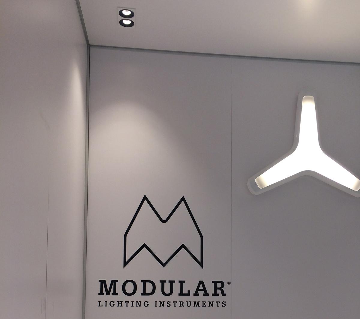 Modular Lighting Instruments Izar