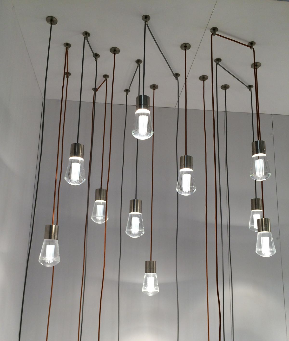 Tech Lighting Alva LED pendants