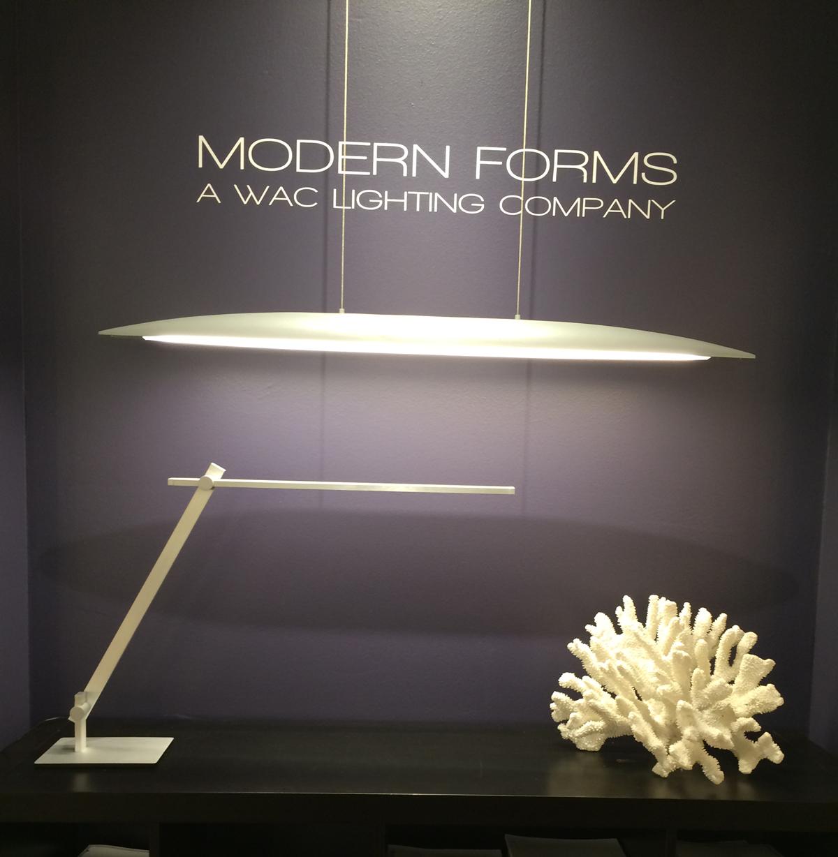 Modern Forms at Dallas Market June 2015