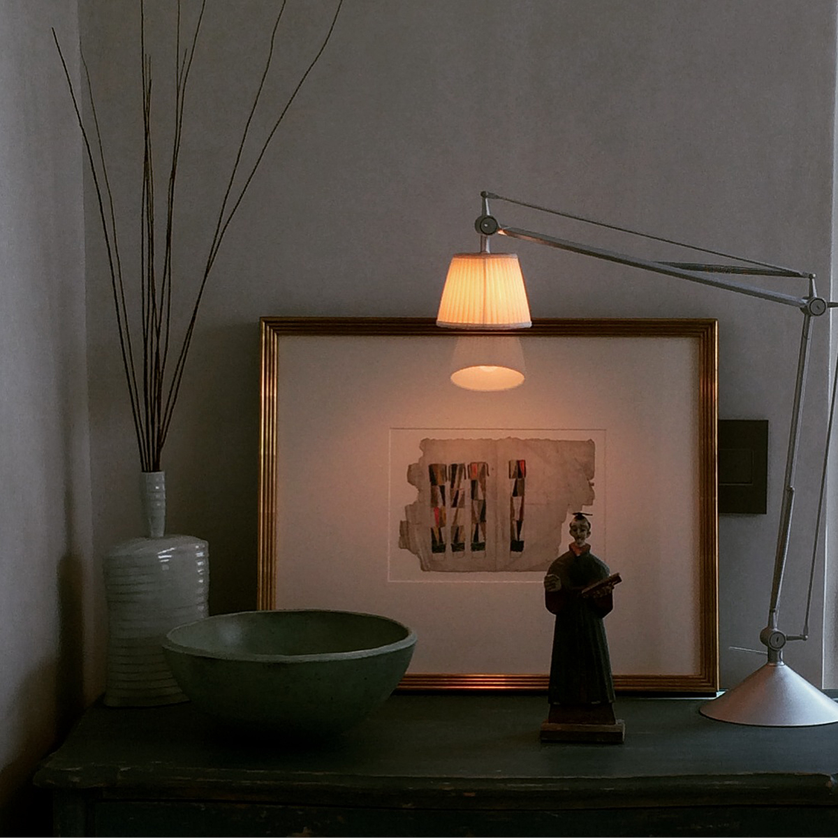 Flos Archimoon Soft desk lamp by Phillippe Starck