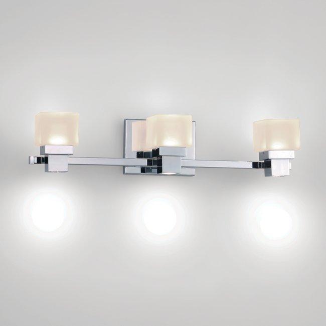 WAC Lighting Kube LED vanity light