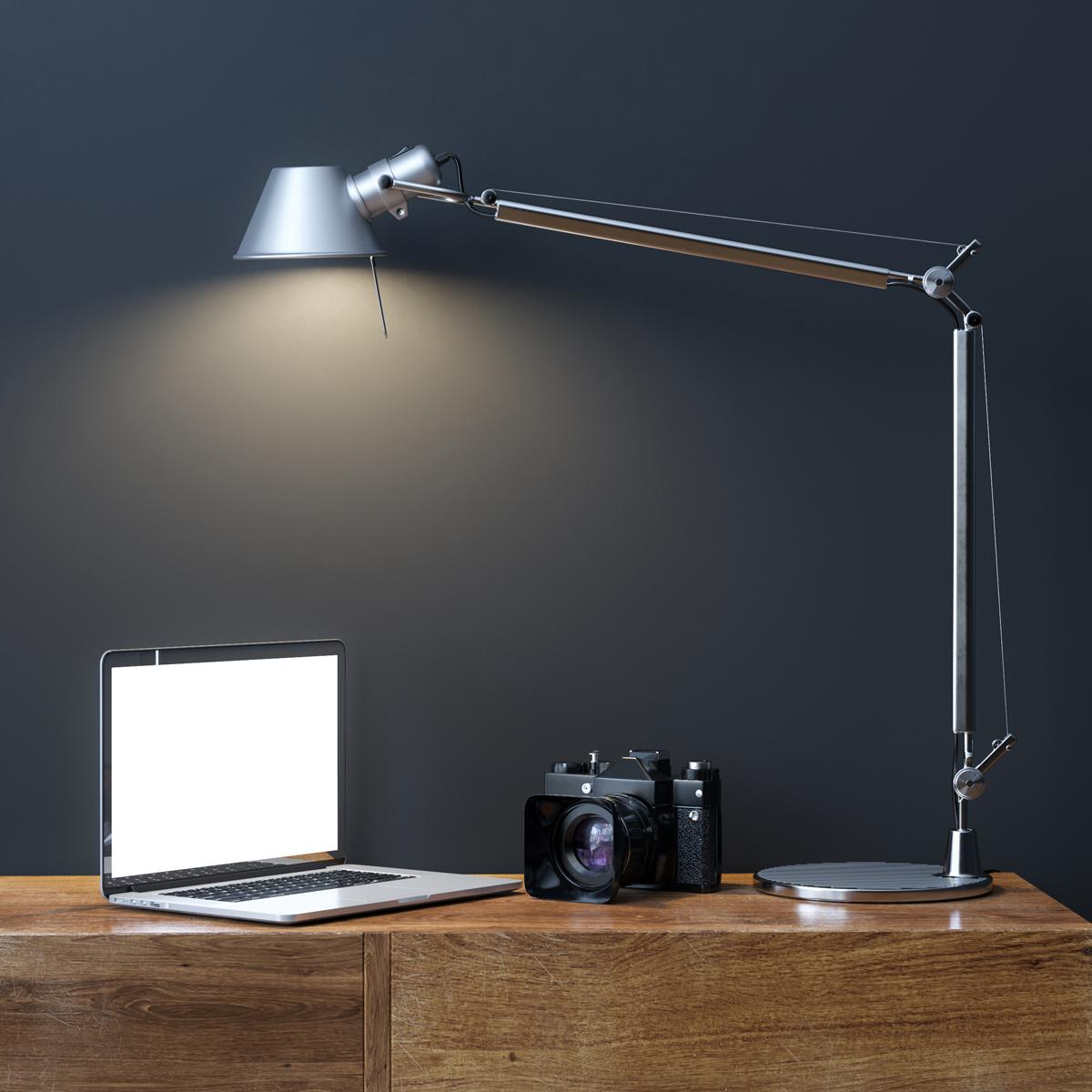 Artemide Tolomeo Desk Lamp
