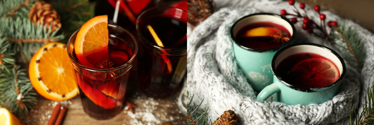 Fill your home with the fragrances of the Holidays