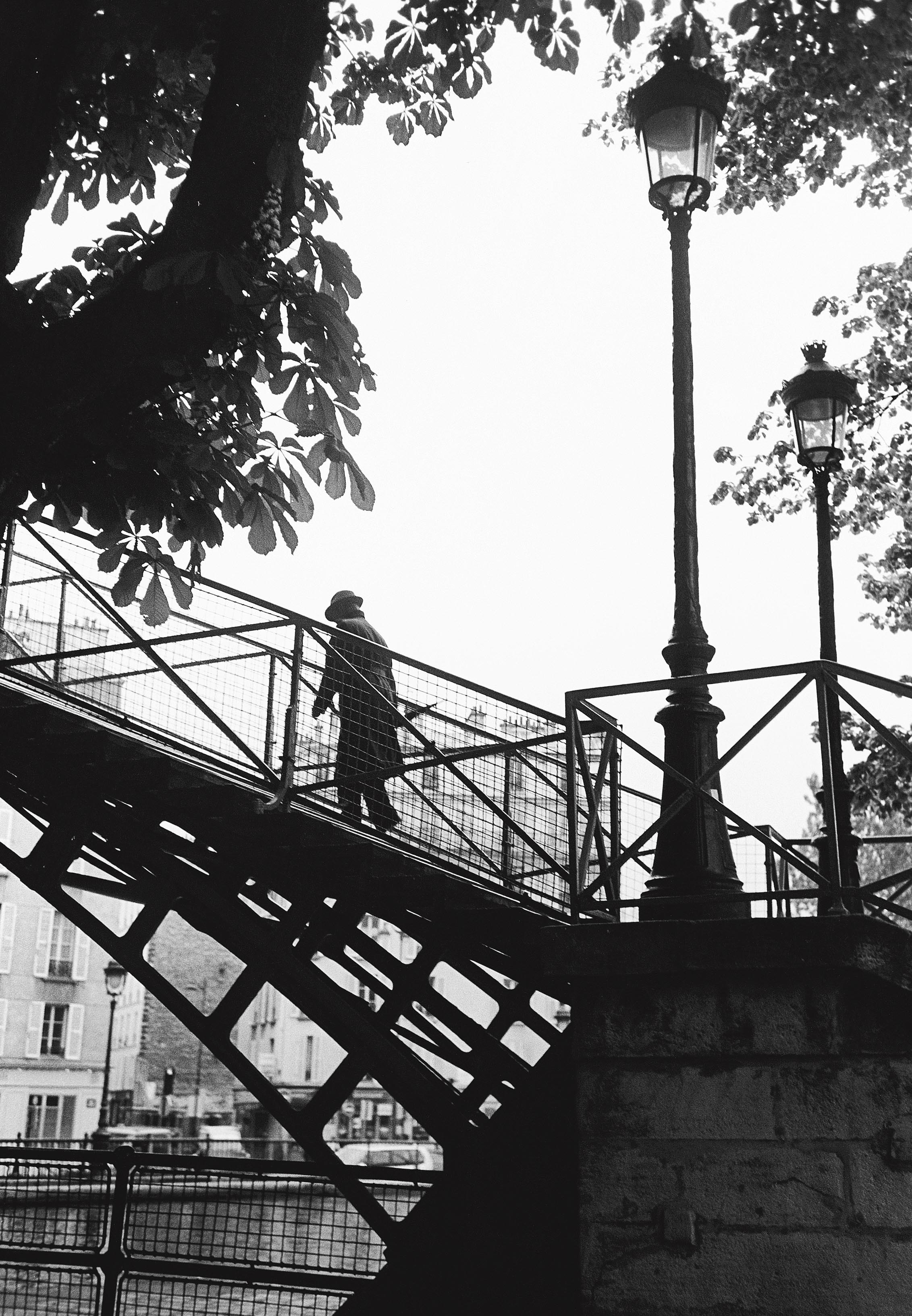 Canal Saint-Martin, Paris 2001