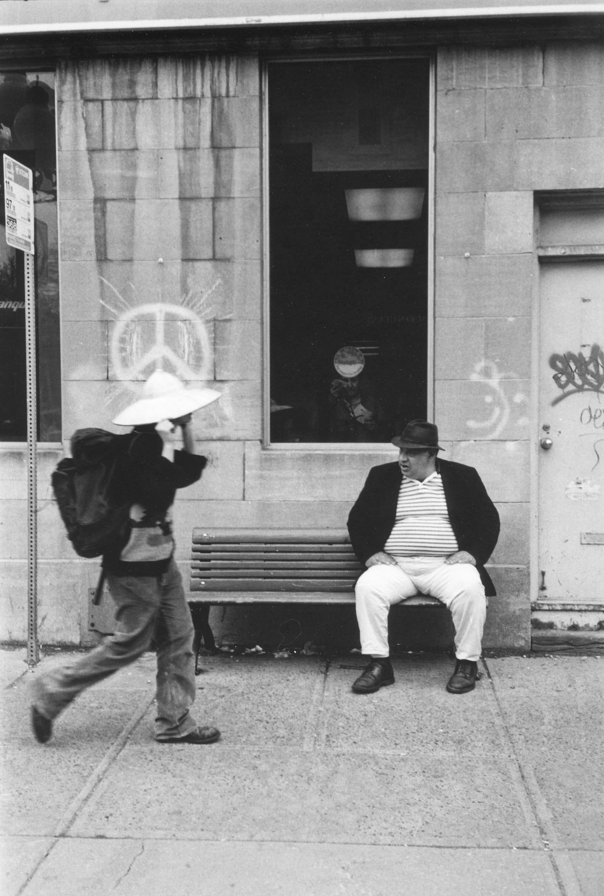 Peace, Montréal 2005