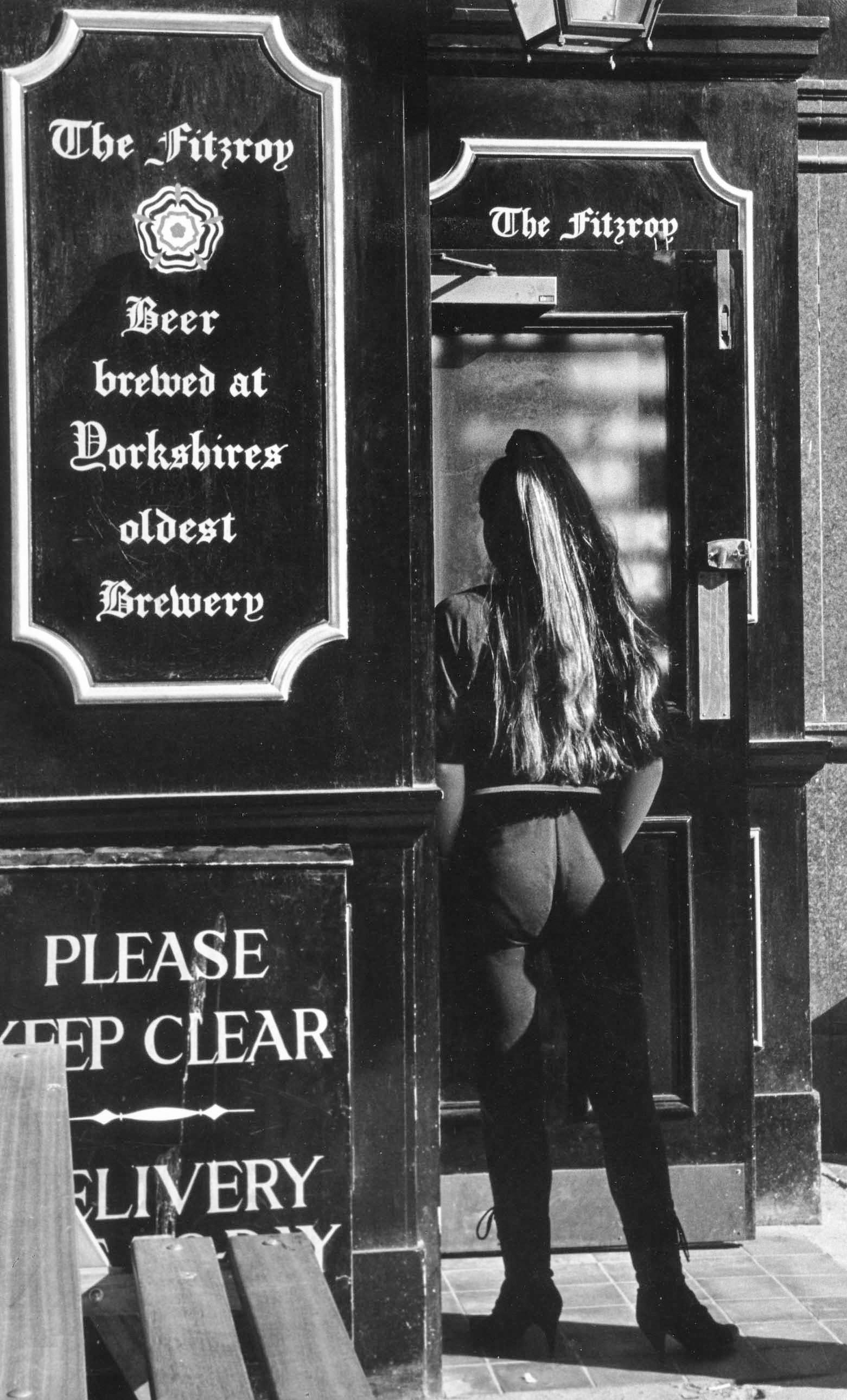 The Fitzroy, Londres 1987