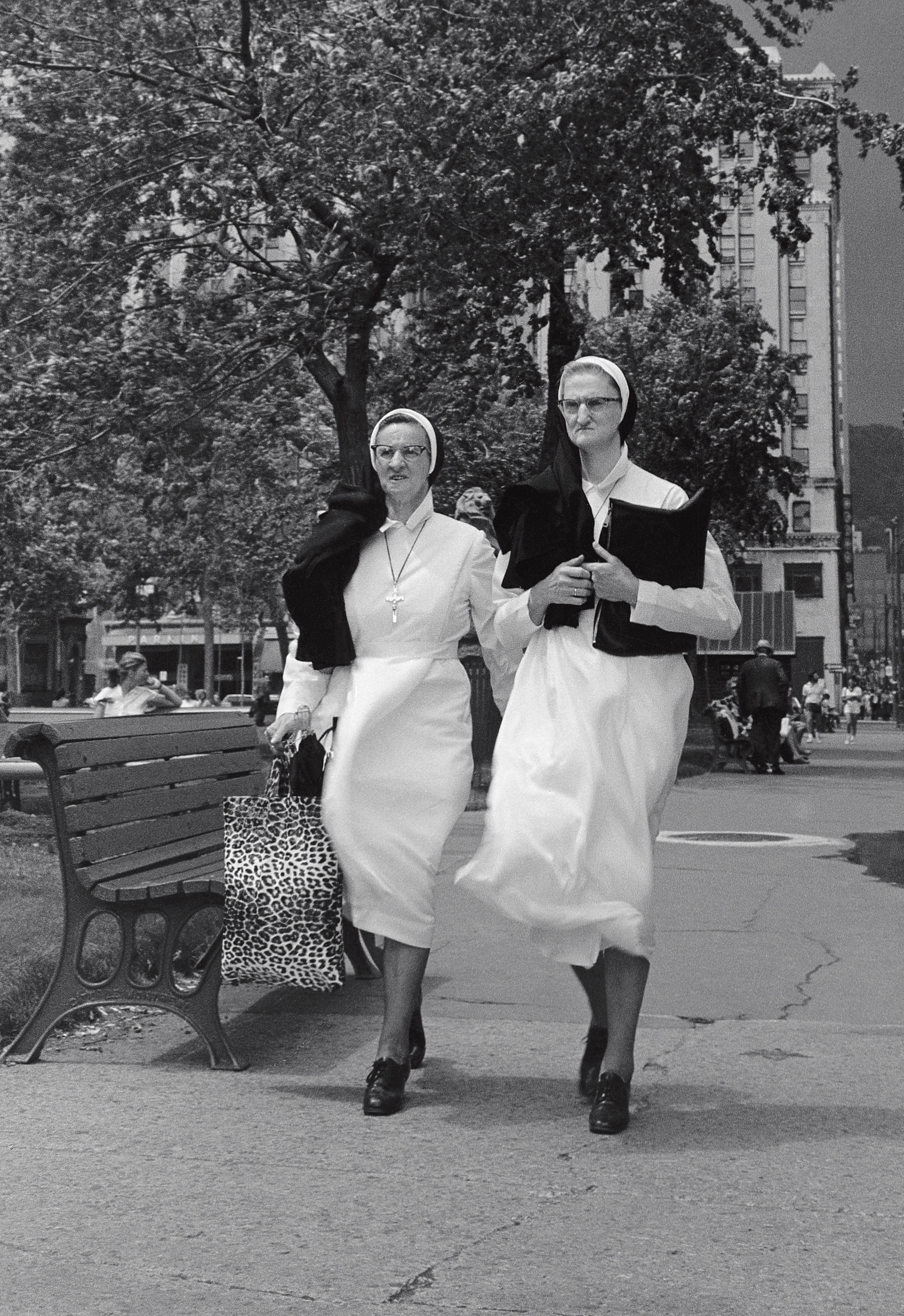 Les religieuses, Montréal 1977