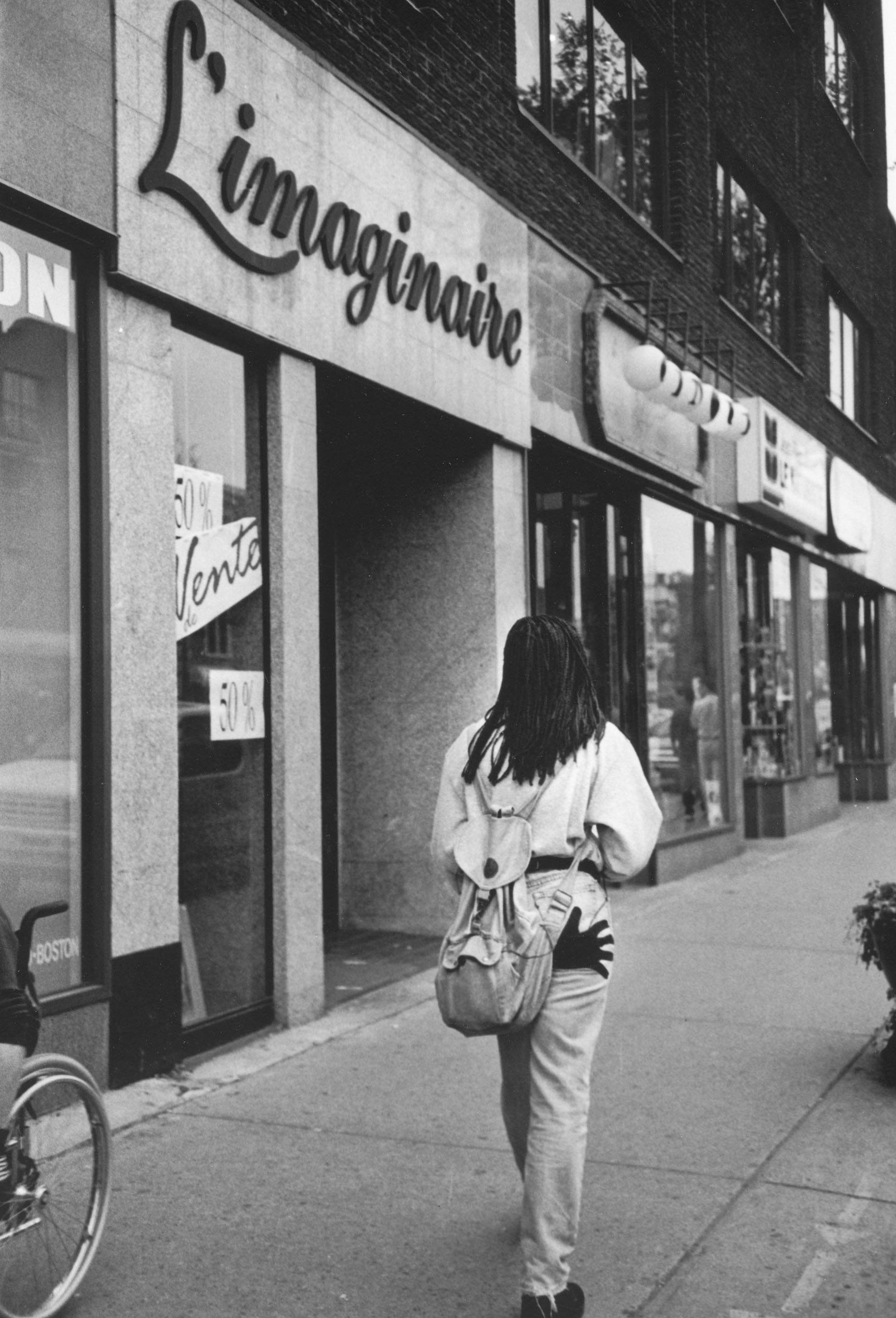 L'imaginaire, Montréal 1994