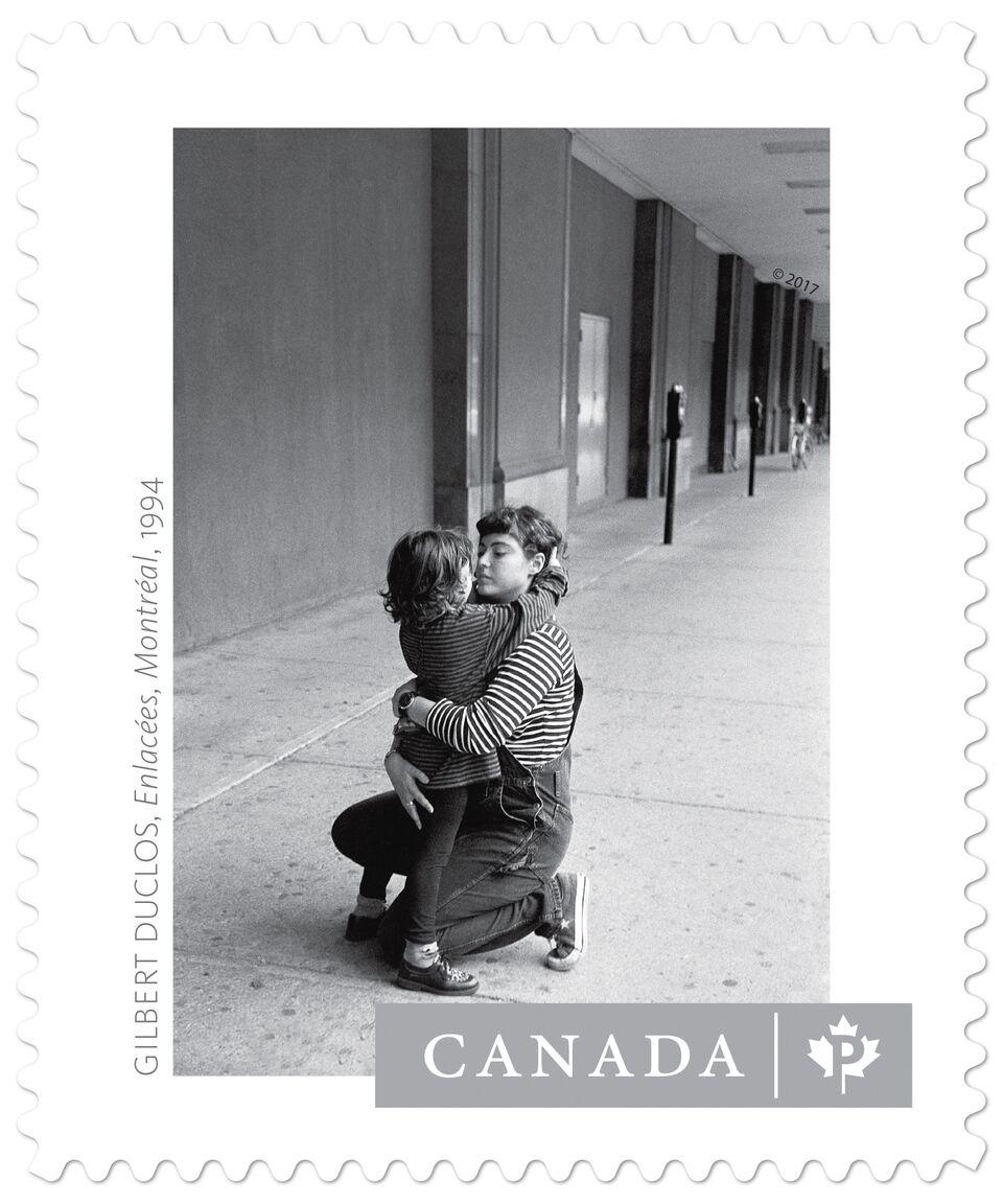 """Image tirée du projet photographique""""Cités"""" et choisie par Postes Canada dans sa série célébrant la photographie canadienne des 150 dernières années."""