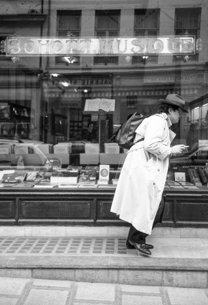 Schott Musique, Paris 1997