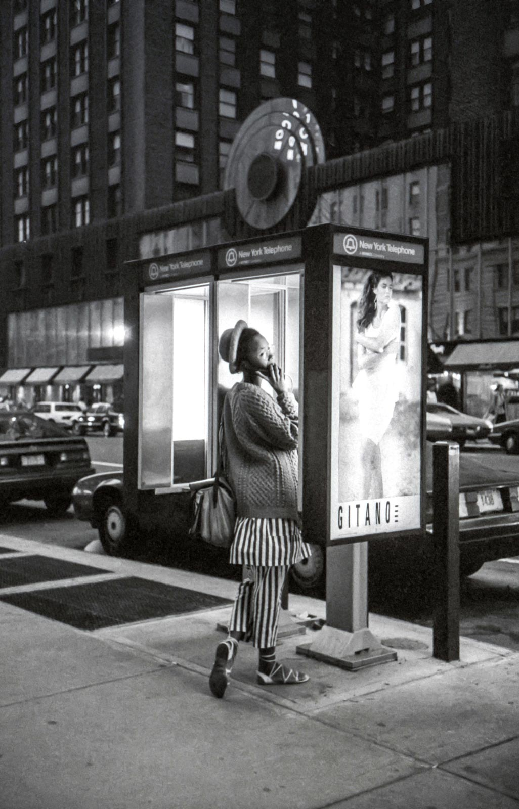 NY telephone, New York 2002