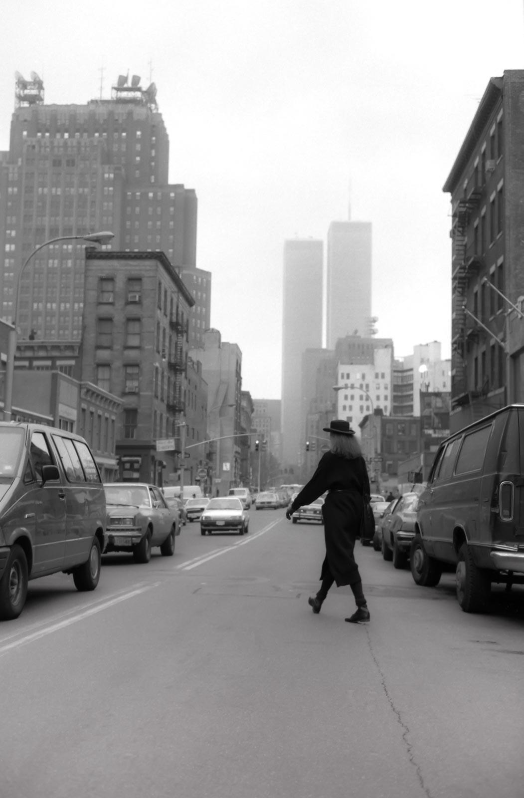Wtc, New York 1985