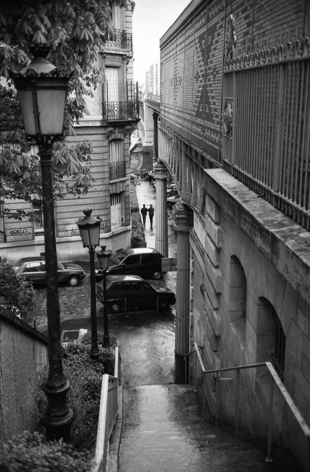 Silouhettes, Paris 1994