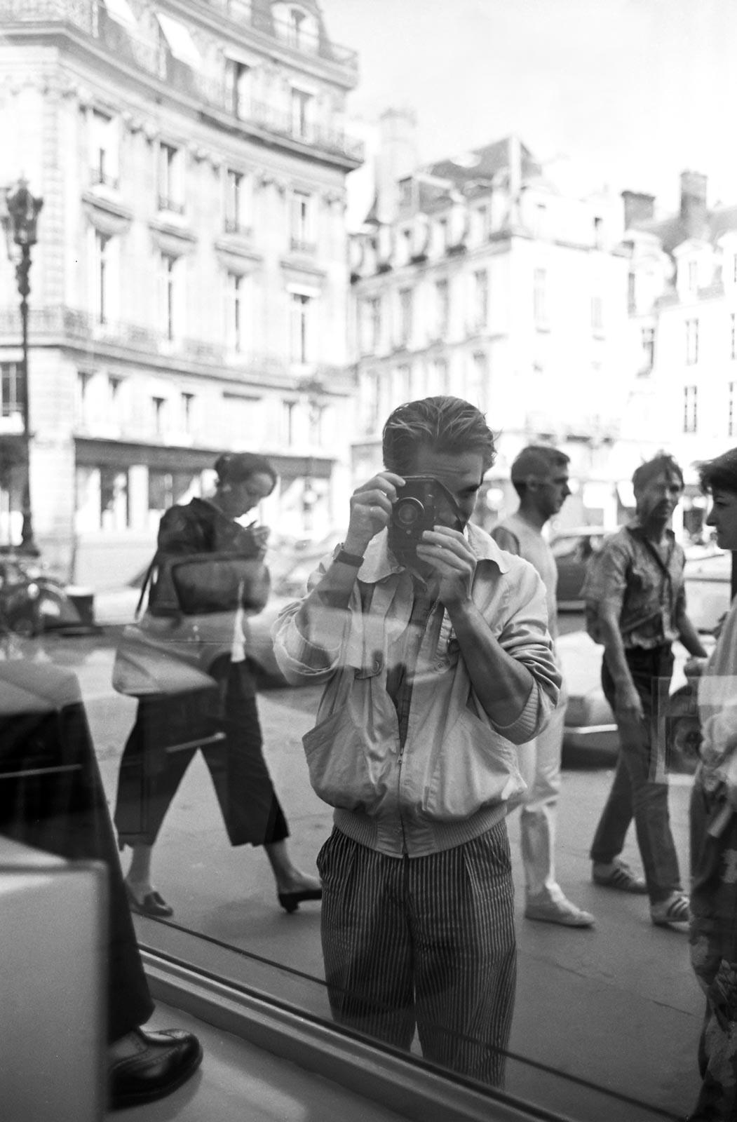 Reflets, Paris 1985