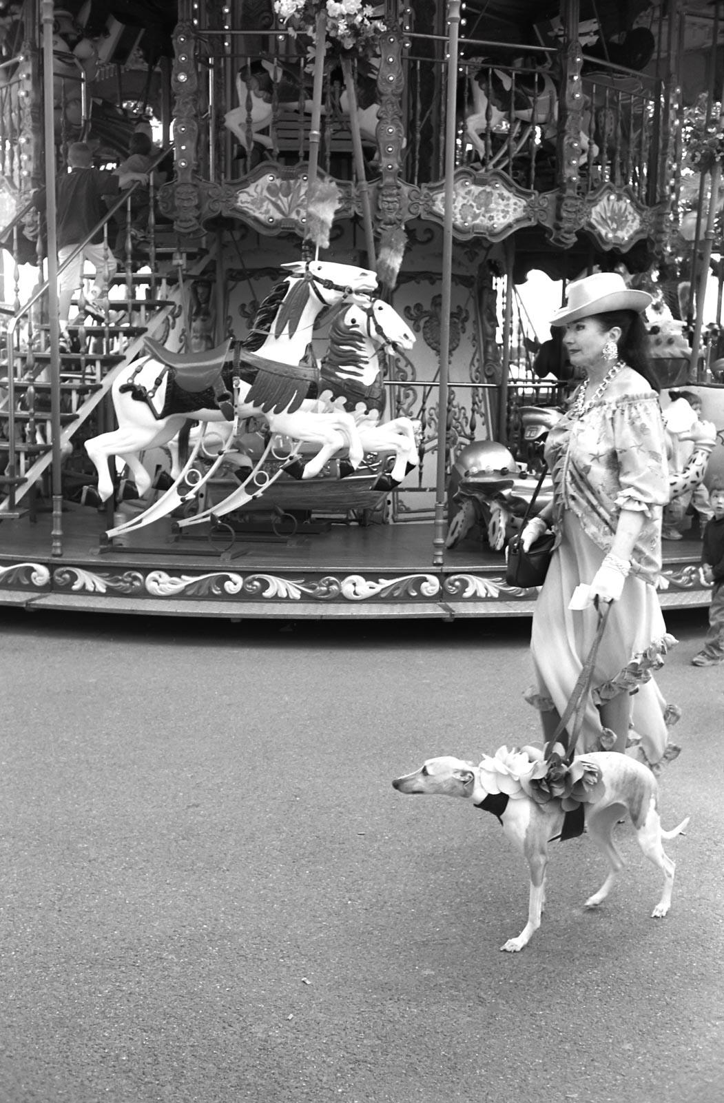 Le carrousel, Cannes 2001