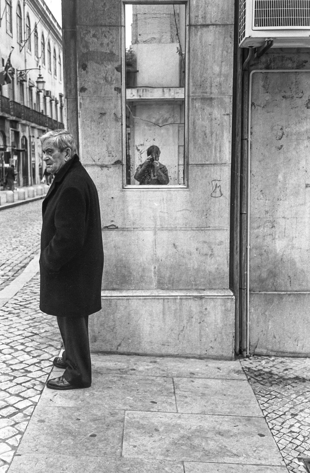 Le miroir, Lisbonne 2002