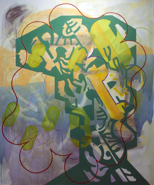 76x60, oil on canvas