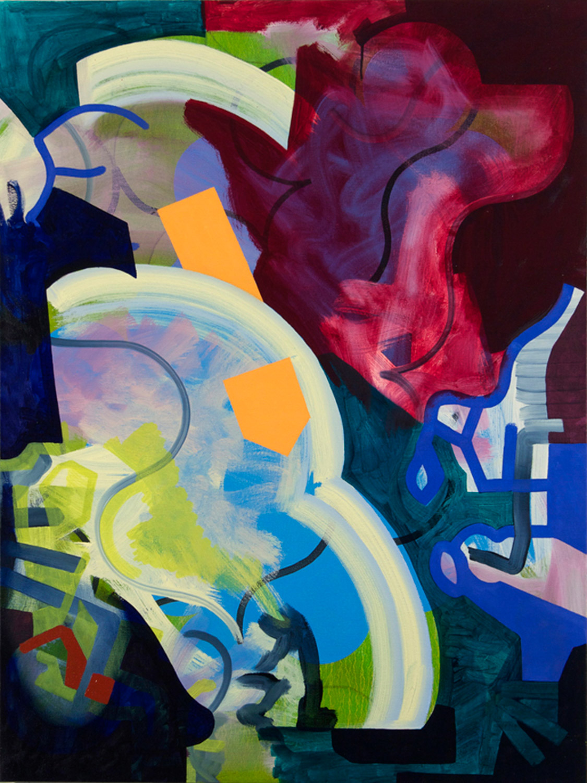 40x30, oil on canvas