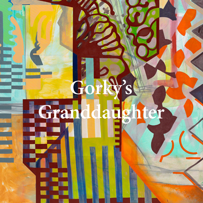 A video interview with the documentary art project  Gorky's Granddaughter , Thursday, April 24, 2014