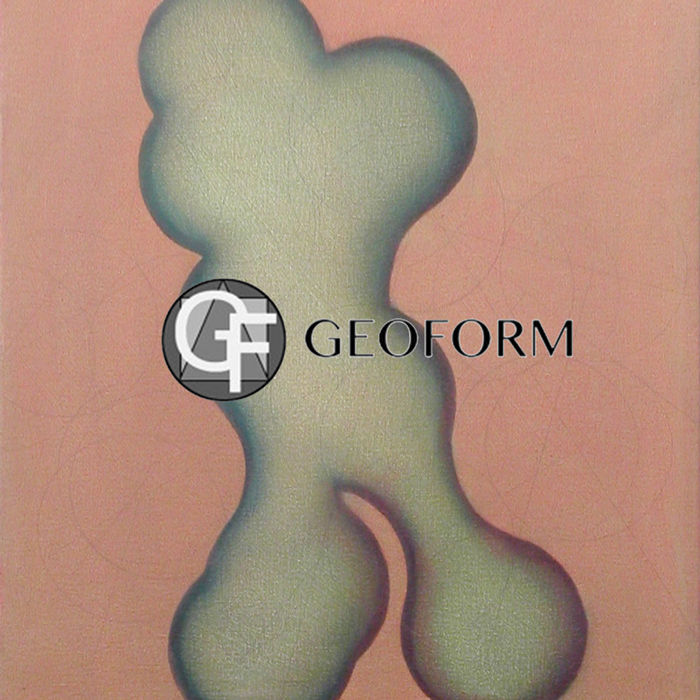 Geoform is a curatorial project whose focus is the use of geometric form in contemporary art, 2014