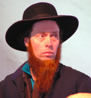 Jeremiah Joseph:the nation's most wanted Amish street racer