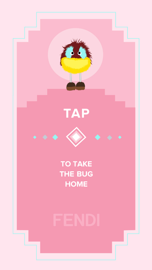 fendi: Bag bugs