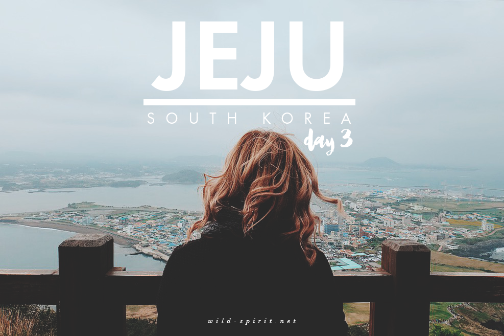 Jeju Day 3 Cover