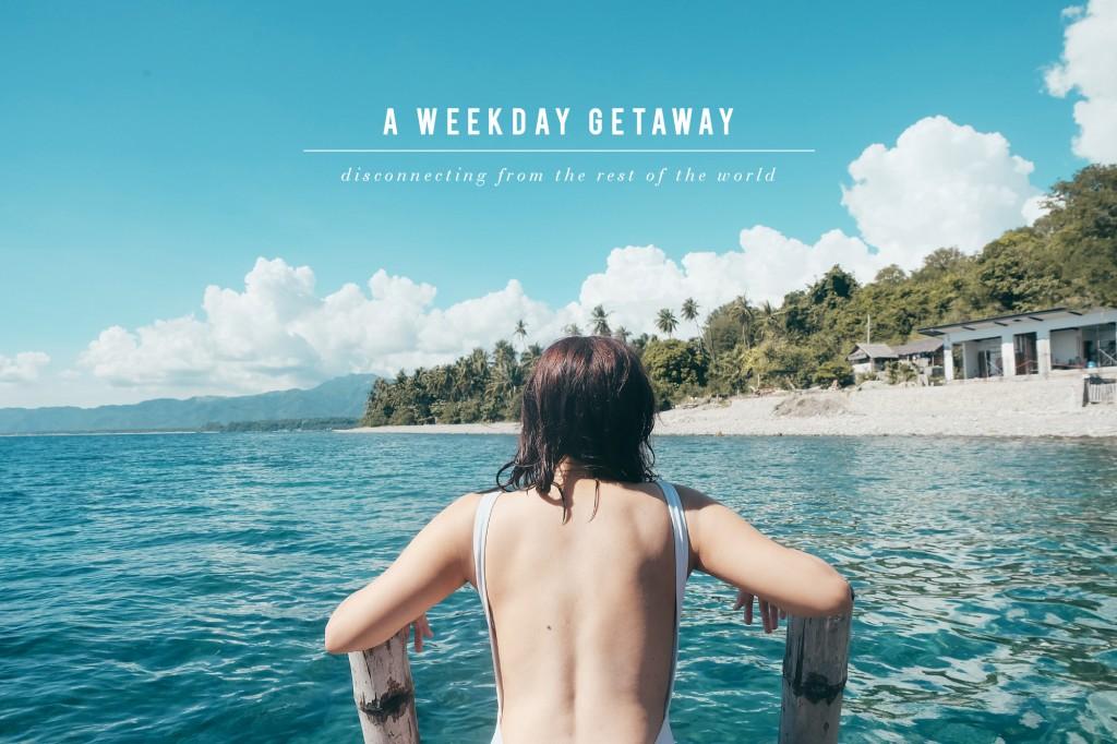 weekend getaway cover