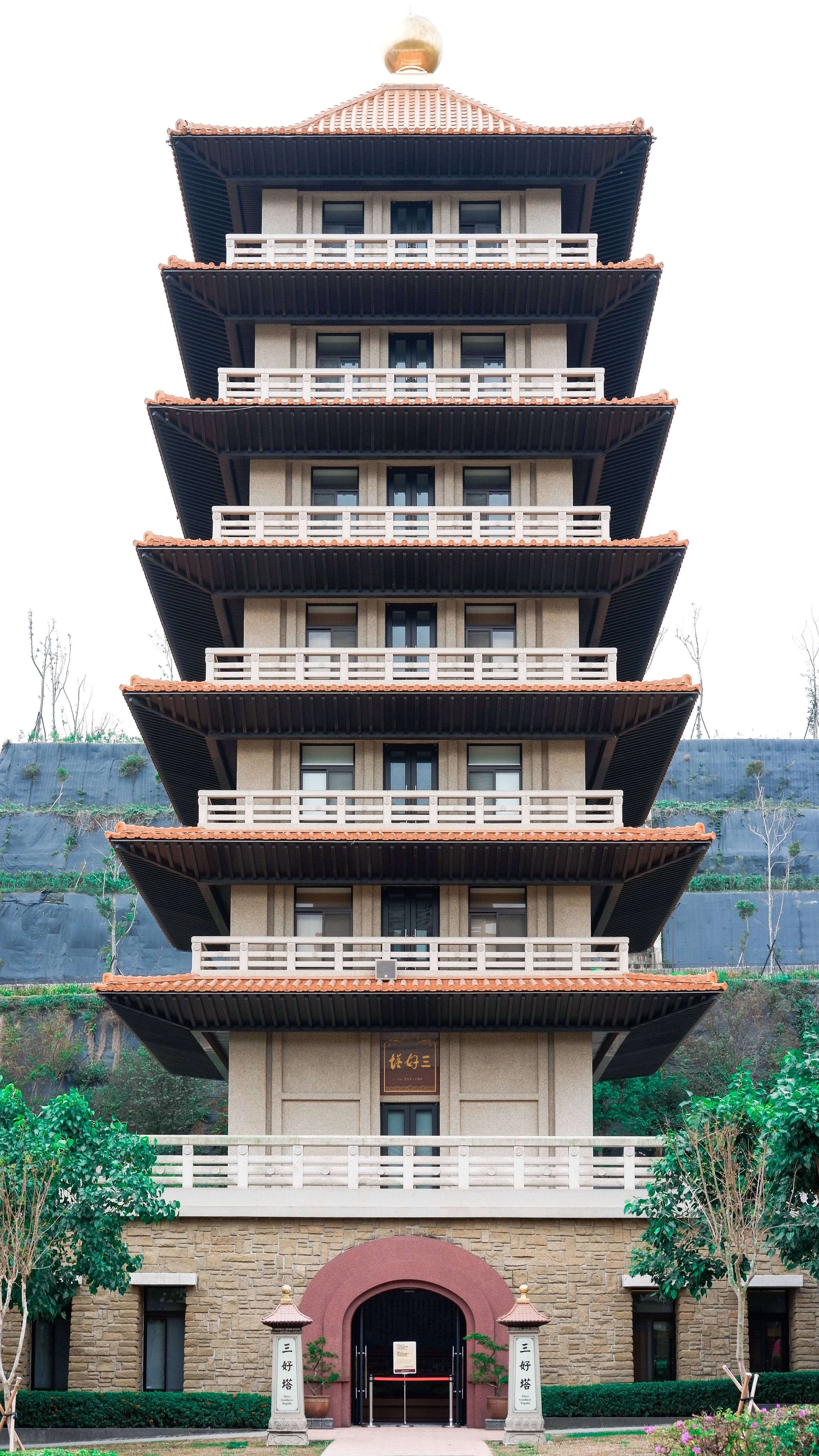 Fo Guang Shan Buddha Museum is a must-visit if you're in the Kaohsiung area, it's a little touristy but well-worth the effort if you're into learning about a country's culture/religion.