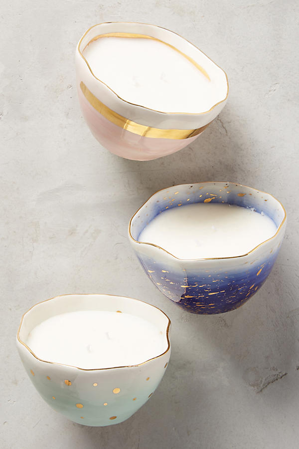 Anthropologie Mimira Candles
