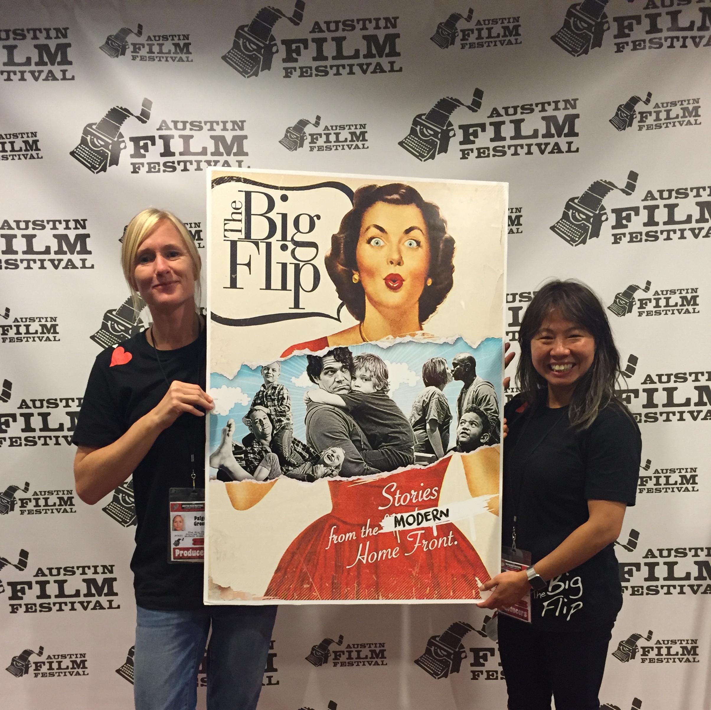 World Premiere at Austin Film Festival