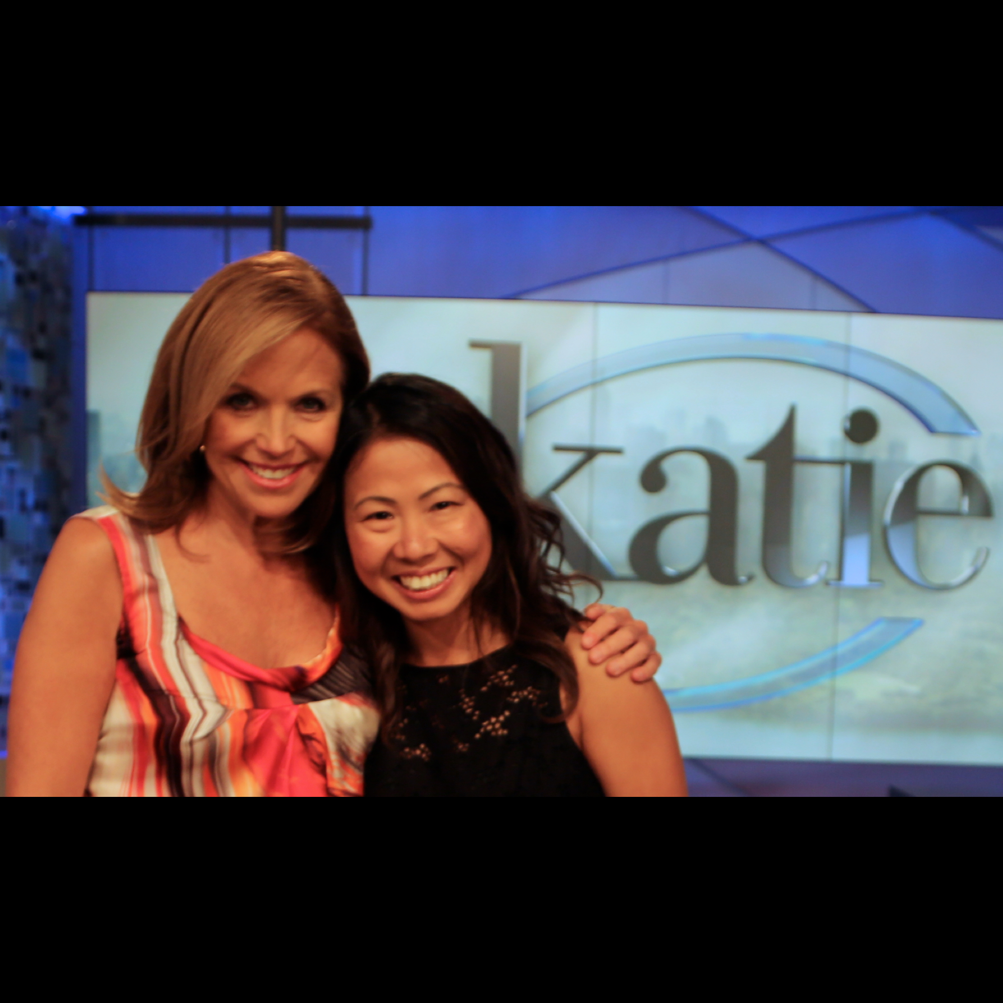 Director Izzy at the Katie Couric show.jpeg