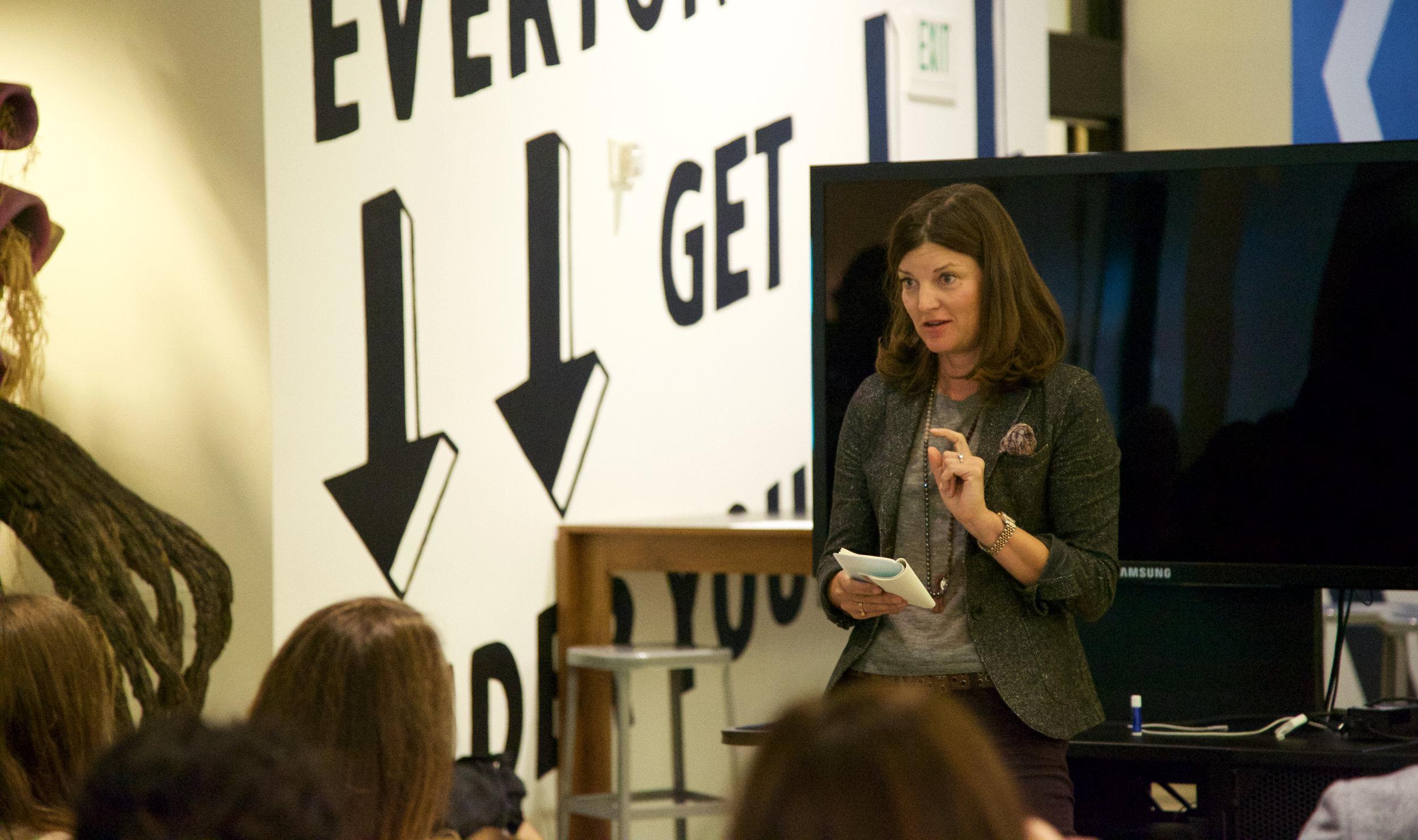Judge Agatha Precourt announces 1st runner-up: Parenting SOS