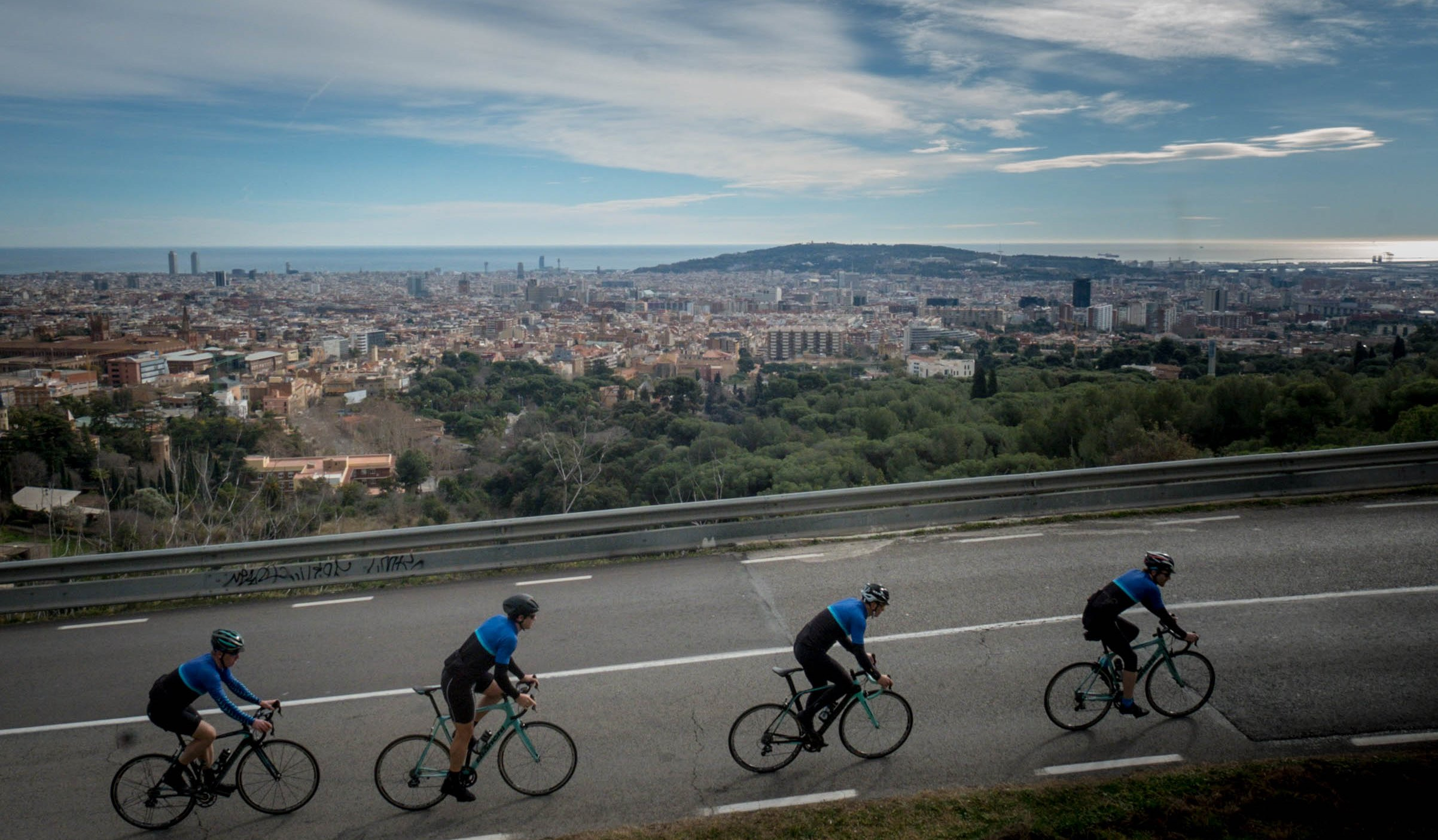RIDE with us - Discover our day trips to enjoy Barcelona roads on our guided or self-guided tours.