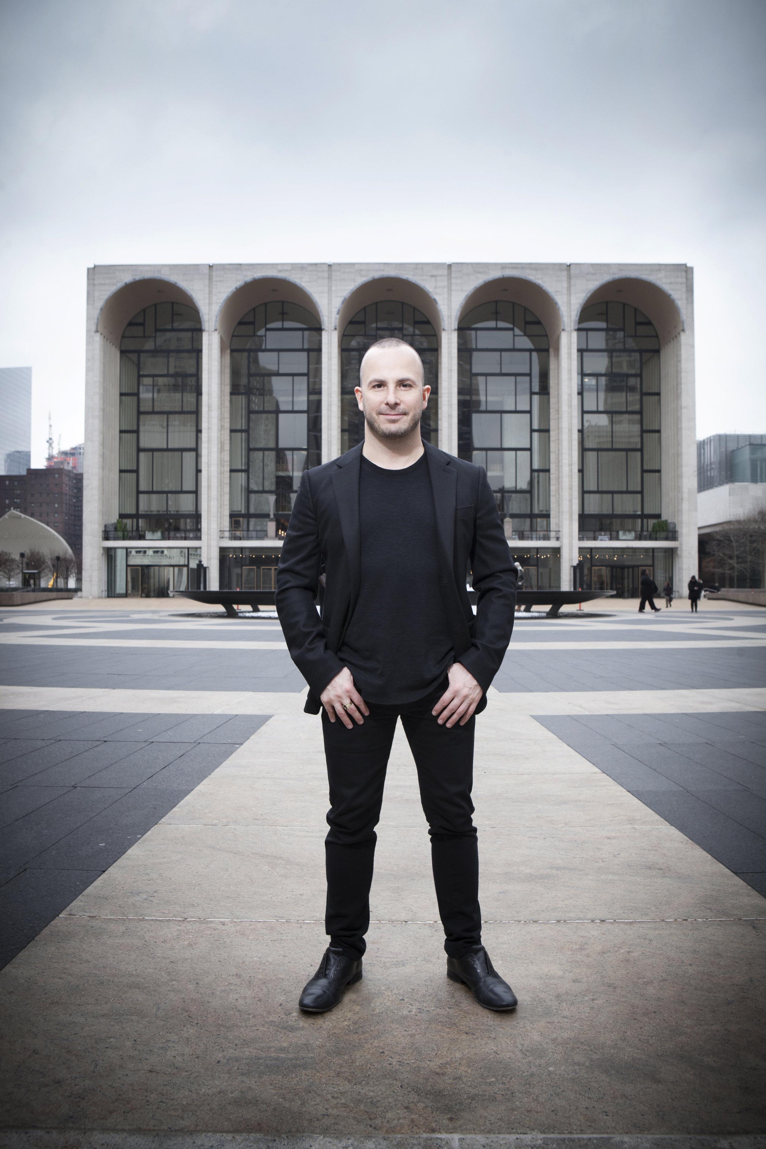 Yannick Nézet-Séguin, Music Director for Metropolitan Opera