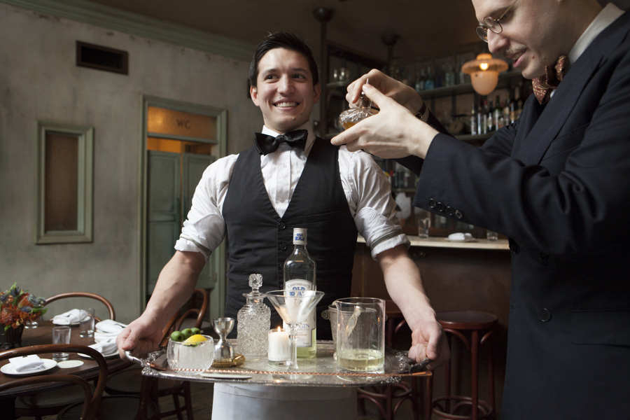 Bartender Style | Personal Project