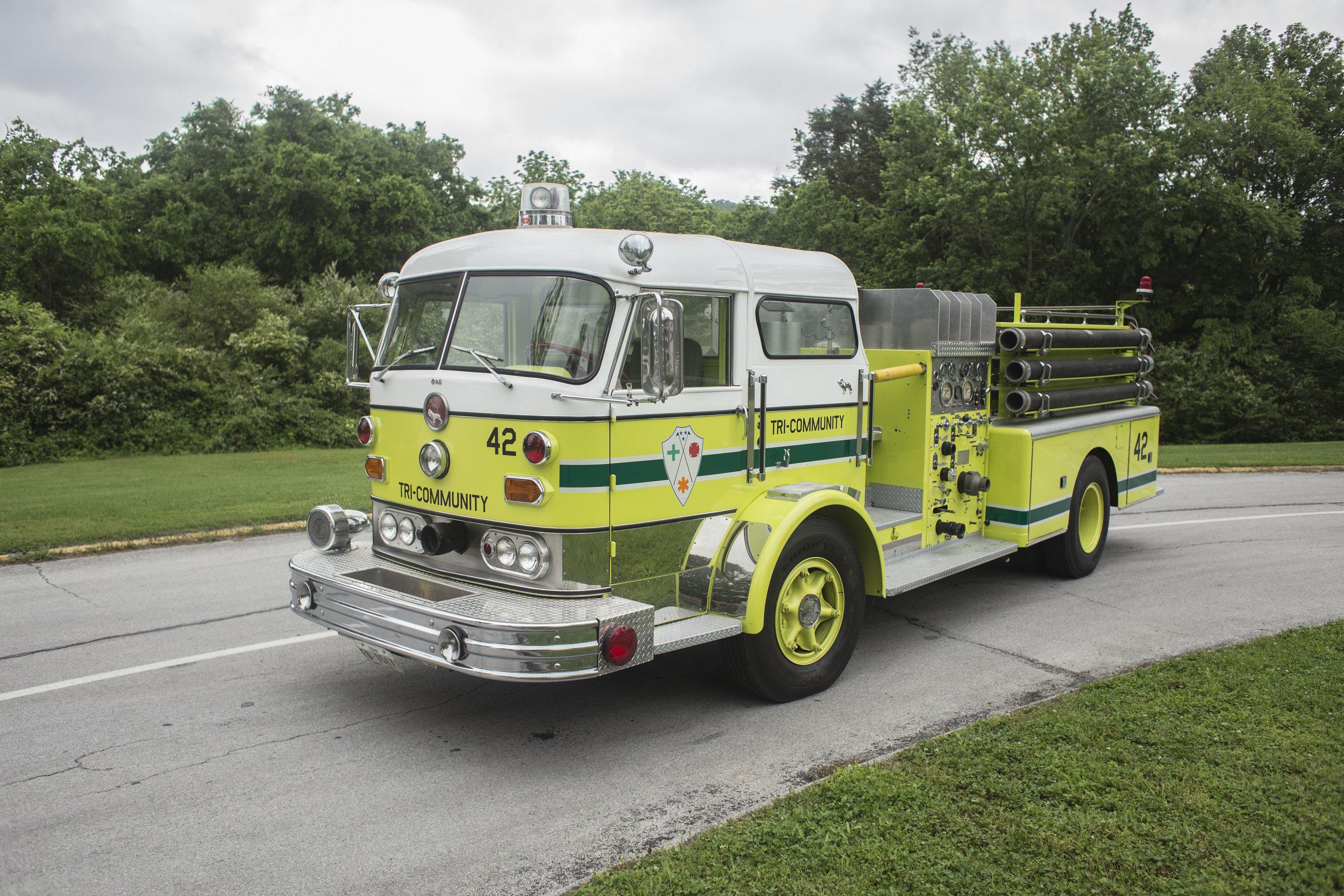 Parade Truck -