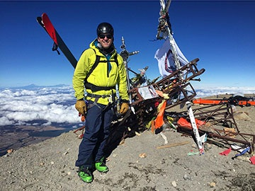 - Mike Henderson - Lead GuideMike has been guiding for the last 7 years in numerous ranges in the Western United States and has climbed and skied peaks across North America as well as Central America.B.S. Outdoor RecreationAIARE Course LeaderAMGA Apprentice Ski GuideAMGA SPINOLS Wilderness EMT