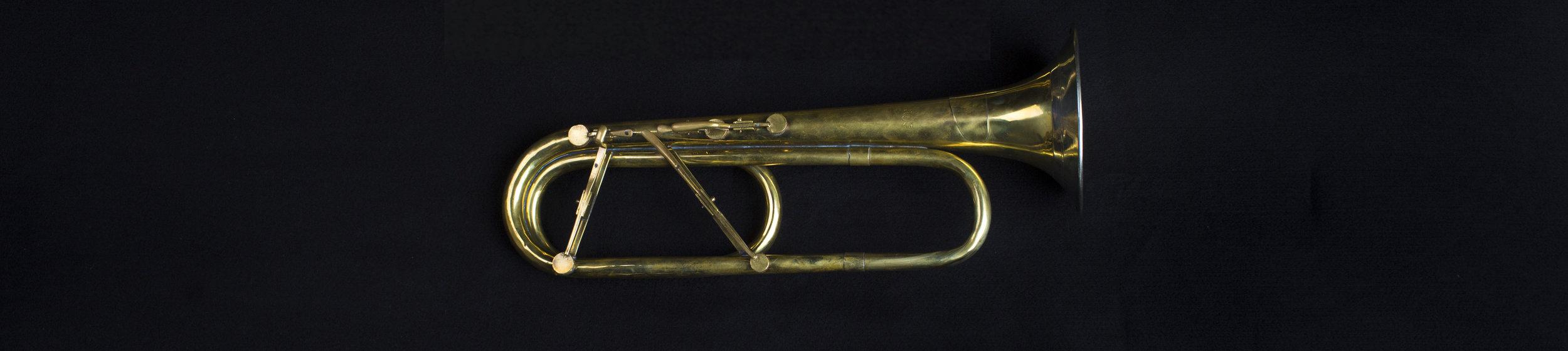 5 Keyed Trumpet, Bohland und Fuchs, Circa 1880